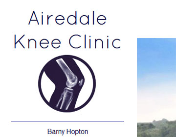 Airedale Knee Clinic site