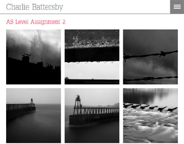 Charlie Battersby's website