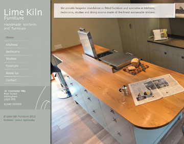 Lime Kiln website