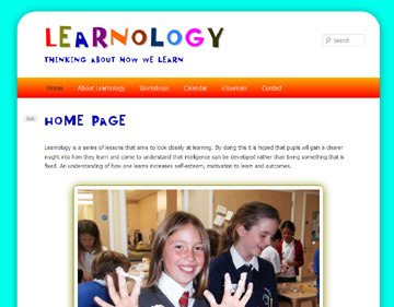Learnology website