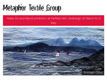 Metaphor Textile Group website
